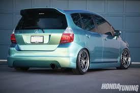 2008 Honda Fit - Honda Tuning Magazine