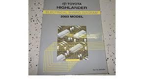 toyota highlander electrical wiring diagram wiring diagram explained 2003 toyota highlander electrical wiring diagrams service shop fuse diagram for 2007 highlander 2003 toyota highlander