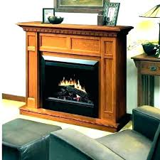 duraflame electric fireplace insert electric fireplace log