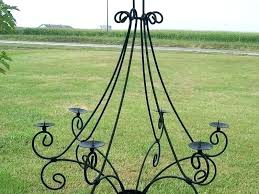 outdoor candle chandelier outdoor candle chandelier home design ideas outdoor candle chandelier non electric outdoor candle