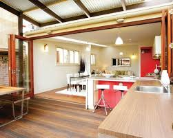 Great This Is An Example Of A Contemporary Outdoor Kitchen Porch Design In Sydney. Gallery