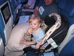 separate seat for your toddler