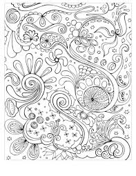abstract coloring pages line mapiraj collection of free printable