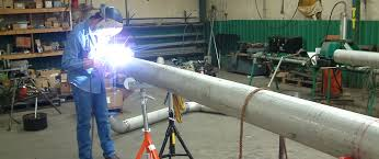 Pipe Welders Pipe Fitting And Welding Scott And Sons Construction And