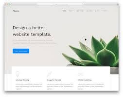 30 Best Free Simple Website Templates For All Famous Niches