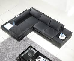 black modern couches. Black Leather Sectional Sofa Cool Fabric Modern Furniture Ideas Couches