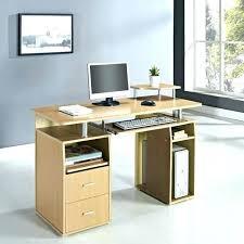 walnut home office furniture. O Sullivan Computer Desk With Hutch Table Home Office Furniture Black White Walnut Beech In Osullivan 10443