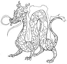 Crazy Quilt Dragon - Lineart by Cascade-Kirby on DeviantArt & Crazy Quilt Dragon - Lineart by Cascade-Kirby ... Adamdwight.com