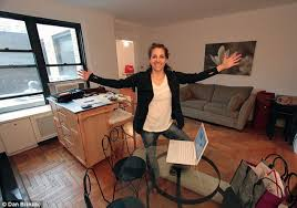 9 Of The Tiniest Apartments In The US  CBS NewsSmallest New York Apartments
