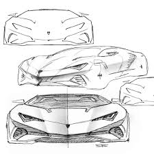 1080x1080 truck concept by hermann seitz design sketches trucks and buses