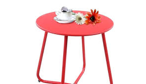 white end table with dark wood top drum covers white end millet gold outdoor black small