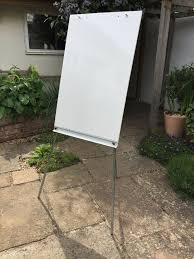 Flip Chart Stand 3 Adjustable Legs Fits Standard Flip Charts In Exeter Devon Gumtree
