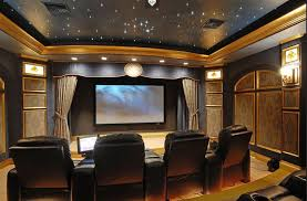 home theater room design ideas implausible image of decor lighting in 10