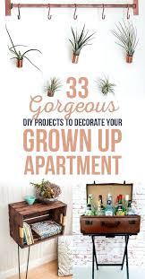 diy home decor ideas for christmas apartment decorating on a