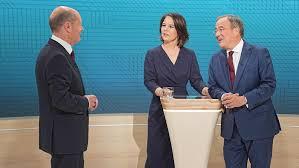 Die kanzlerkandidaten diskutieren heute das erste mal zusammen im tv. Ms2ehoyertmcbm