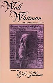 com walt whitman the centennial essays iowa whitman walt whitman the centennial essays iowa whitman series 1st edition