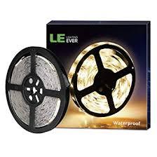 LE <b>5M Waterproof LED Strips</b> Lights, 300 Units SMD 2835 LED Tape