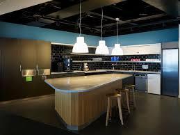 nulty news corp uk london kitchen interior office low energy sustainable lighting design