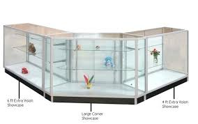glass display case layouts designs for showcases coffee table display case glass top ikea
