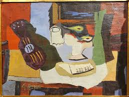 still life artist georges braque 1926 creativecommons