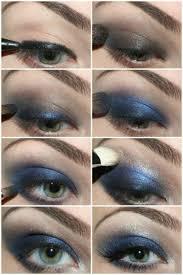 blue smokey eye smokey eye night out makeup tutorials