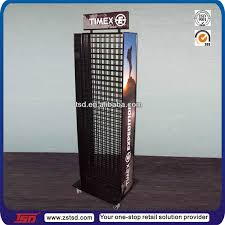 Steel Stands For Display Tsdm100 Custom Retail Store Floor Stainless Steel Display Stand 99
