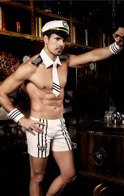 Cheapest Adult <b>Men</b> Halloween <b>Sexy</b> Sailor <b>Costume</b> kit Hot Erotic ...