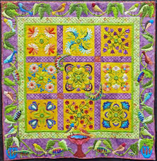 Best of Show, Tucson Quilters Guild 2012.