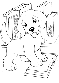 Lisa Frank Coloring Pages Animals Pets Lisa Frank 9030