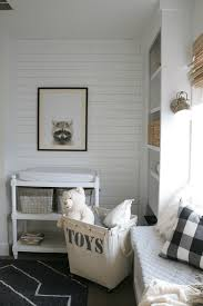 shiplap wall tutorial for under 60