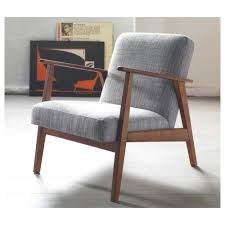 modern chair ottoman furniture mid century modern armchair for your living room design style chairs console table best affordable american blue chair