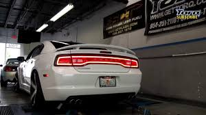 2012 Dodge Charger modified with Headers, and Dyno Tune - YouTube