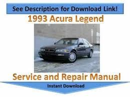 1993 acura legend repair manual youtube 1991 Acura Legend at 1993 Acura Legend Wiring Diagram