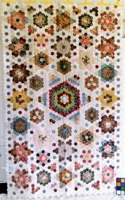 413 best Hexie quilts images on Pinterest | English paper piecing ... & Quilt Index Record: Rhode Island Quilt Project; x (or English template  piecing; not quilted, no filing Adamdwight.com