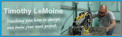 Timothy LeMoine – A Website Devoted to Making Things