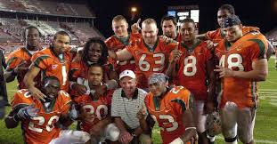 Remembering The Insanely Talented 2001 Miami Hurricanes