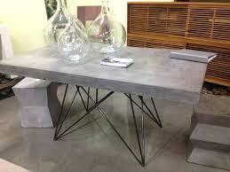 medium size of how to make concrete table with wood inlay dining diy top restoration hardware