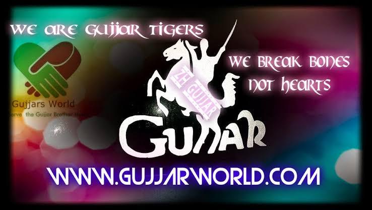 gujjar status for fb