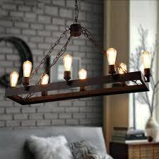 lighting fixtures industrial. Industrial Looking Light Fixtures Rustic 8 Wrought Iron Style Lighting