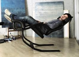 Gravity Balans Chair by Varier