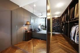 modern glass closet doors. View In Gallery Modern Mirrored Closet Doors Glass H