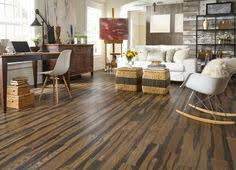 handcrafted in north carolina this prefinished hardwood features a unique hand staining process that replicates the dark markings of timeworn wood