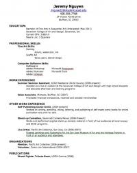 Make A Resume Free New Resumes Build Free Examples Download Simple Frightening A Resume