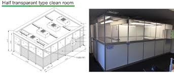 American Cleanroom Systems Modular Clean Room ManufacturingClass 100 Clean Room Design