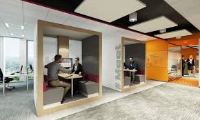 office pods. Acoustic Pods| Designer Pods From The Office |