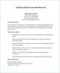 Retail Sales Associate Resume Job Description Kantosanpo Com