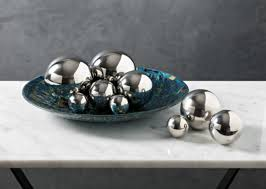 Decorative Balls For Bowls Blue Adorable Abbott Steel Decorative Balls Carolyn Kinder International