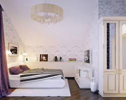 how to decorate a bedroom with sloped ceilings