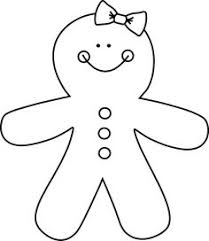 christmas cookies clip art black and white. Plain Art Christmas Cookies Clip Art Black And White 13 H