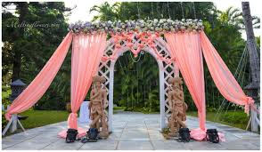 Pandal Design And Decoration Plan And Design Wedding Decorations For An Exclusive Outdoor Wedding 2